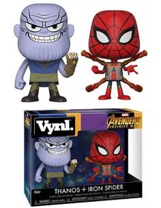 FUNKO Vynl. Thanos + Iron...