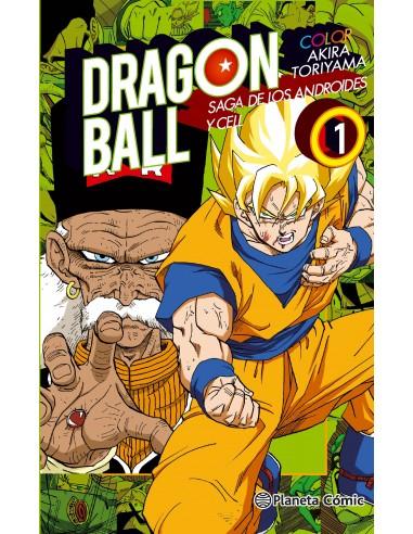 Dragon Ball Color: Saga de los...