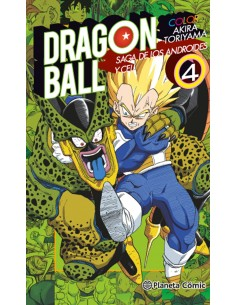 Dragon Ball Color: Saga de...