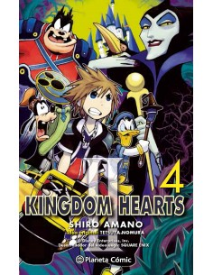 Kingdom Hearts II Nº04...