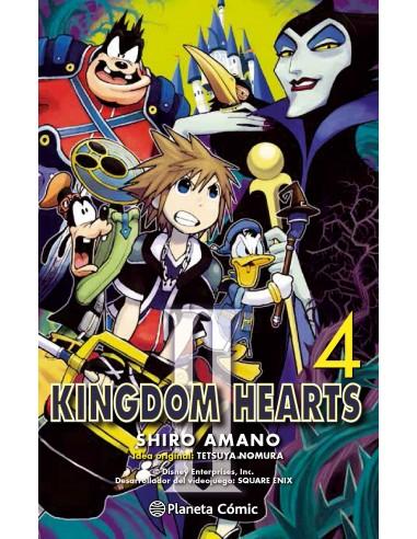 Kingdom Hearts II Nº04 [Rústica]