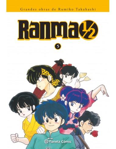 Ranma Edición Integral Nº05 [Rústica]