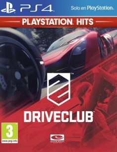 Driveclub (Playstation...