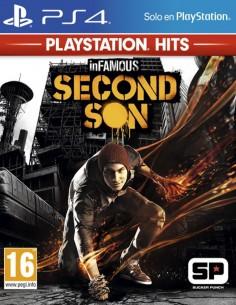 Infamous: Second Son...