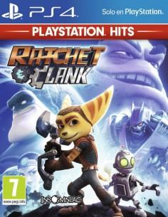 Ratchet & Clank...
