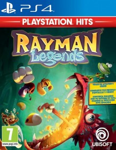Rayman Legends (Playstation...