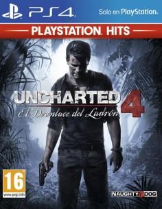 Uncharted 4: El Desenlace...