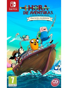 Hora de Aventuras: Piratas...