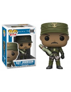 FUNKO POP! Halo SGT Johnson