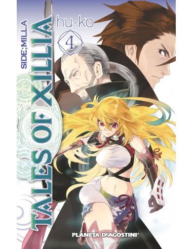 Tales of Xilia Nº04 [Rústica]