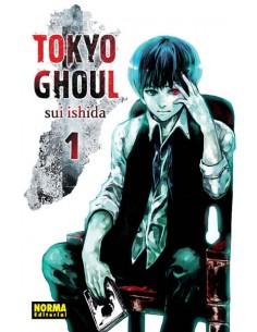 Tokyo Ghoul Nº1 [Rústica]