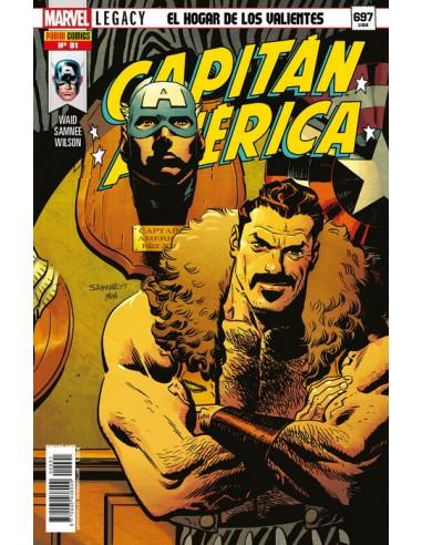 Capitán América Nº91 / Nº697 USA...