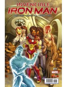 Invencible Iron Man Nº11 /...