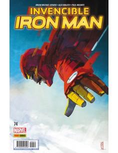 El Invencible Iron Man Nº74...