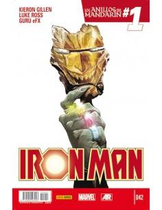 Iron Man Nº42 Los Anillos...