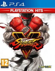 Street Fighter V...