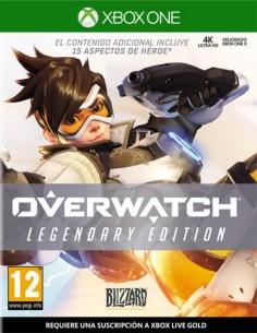 Overwatch Legendary Edition...