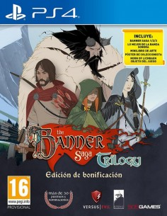 The Banner Saga Trilogy...