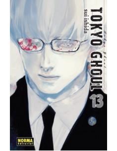 Tokyo Ghoul Nº13 [Rustica]