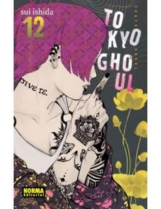 Tokyo Ghoul Nº12 [Rustica]
