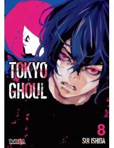 Tokyo Ghoul Nº8 [Rustica]