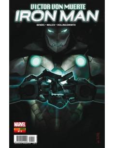 Victor Von Muerte: Iron Man...