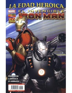El Invencible Iron Man Nº2...