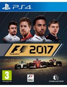 F 1 2017 (PS4)