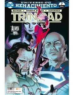 Trinidad Batman/ Wonder...