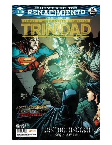 Trinidad Batman/ Wonder Woman/...