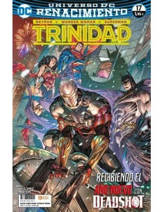 Trinidad Batman/ Wonder...