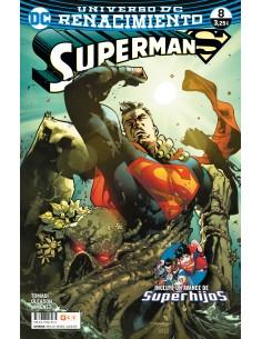 Superman Nº8 / 63 (Universo...