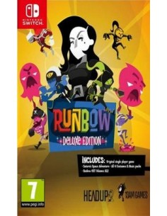 Runbow Deluxe Edition (Switch)