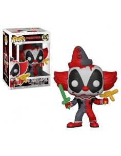 FUNKO POP! Deadpool Clown...