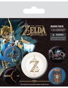 Chapas The Legend of Zelda...