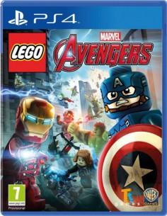 LEGO Marvel Vengadores (PS4)