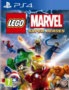 LEGO Marvel Superheroes (PS4)