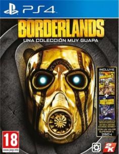 Borderlands: Una Colección...