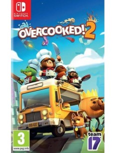 Overcooked! 2 (Switch)