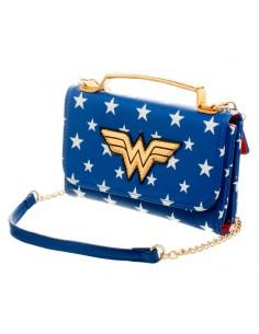 Bolso Monedero Wonder Woman