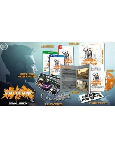 State of Mind Edición Especial (Switch)