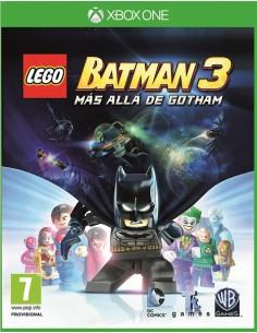 LEGO Batman 3: Mas Alla de...