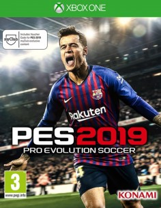 PES 2019 Pro Evolution...