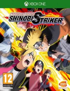 Naruto to Boruto Shinobi...