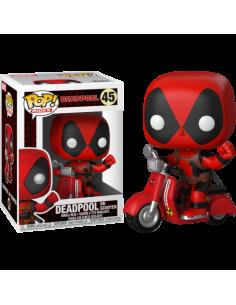 FUNKO POP! Deadpool on Scooter
