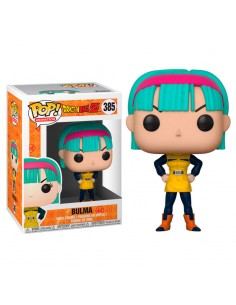 FUNKO POP! Dargon Ball Z Bulma