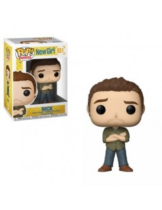 FUNKO POP! New Girl Nick