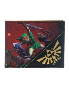 Cartera The Legend of Zelda...