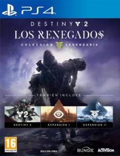 Destiny 2 Los Renegados...