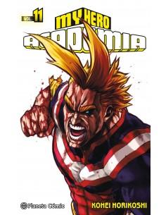 My Hero Academia Nº11...
